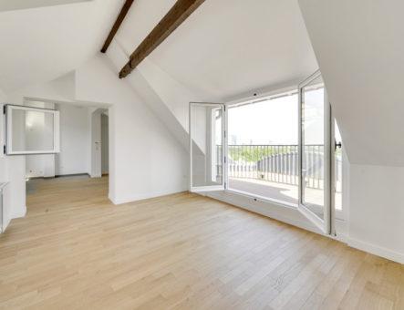Square Foch - Rénovation appartements